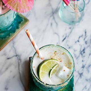 Creamy Coconut Margaritas