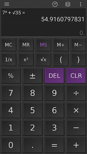 Scientific Calculator Plus v5.5.4