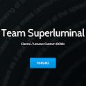 Team Superluminal Support icon