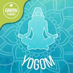 YOGOM - Yoga free for beginner Icon