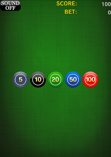Poker [card game] Screenshot