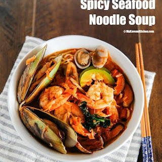 Korean Noodle Soup Recipes.