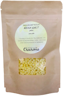 Bivax gult pellets ekologisk