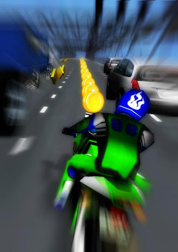 Highway Bike Game