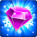 Jewel Crush Saga - Puzzle 2016 icon