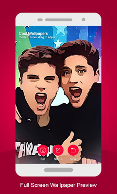 Wallpaper for Martinez Twins on Google