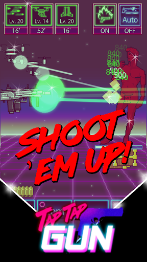 Tap Tap Gun apkpoly screenshots 4