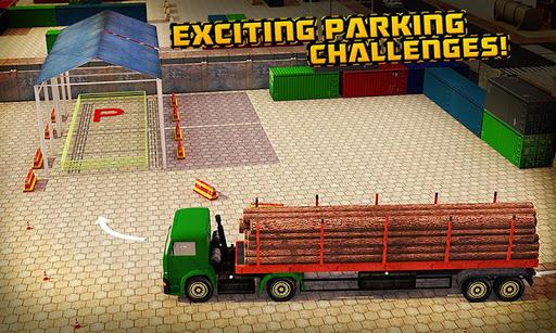 Trucker Parking Reloaded 2016