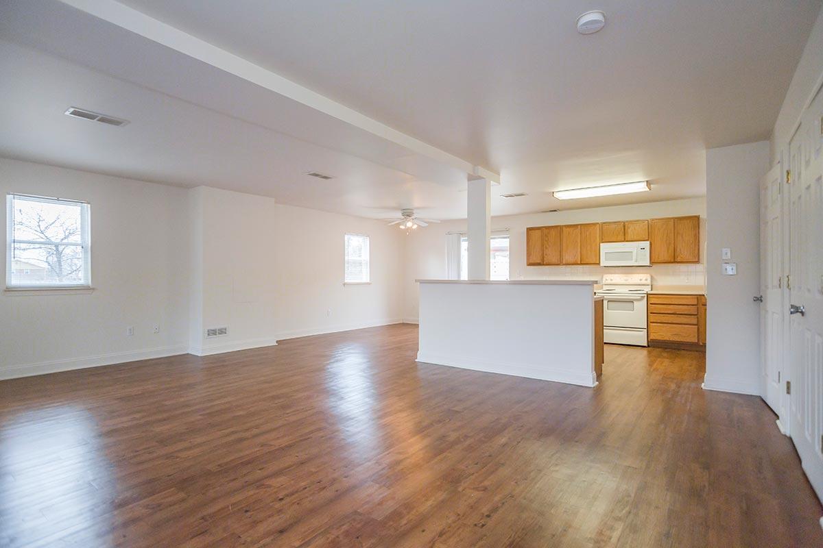 Three Bedroom Floorplan 3 Bed 2 5 Bath Claudell Homes In Columbia Missouri The Yarco