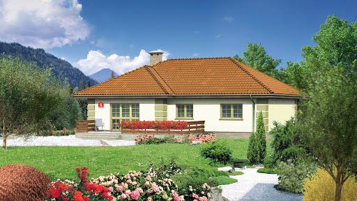 projekt Dom przy Orzechowej