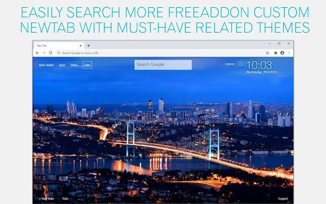 Istanbul Wallpaper HD Istanbul City New Tab