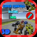 super 3D formula racing 2016 icon