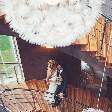 Wedding photographer Vladimir Sagalo (Sagalo). Photo of 09.12.2015