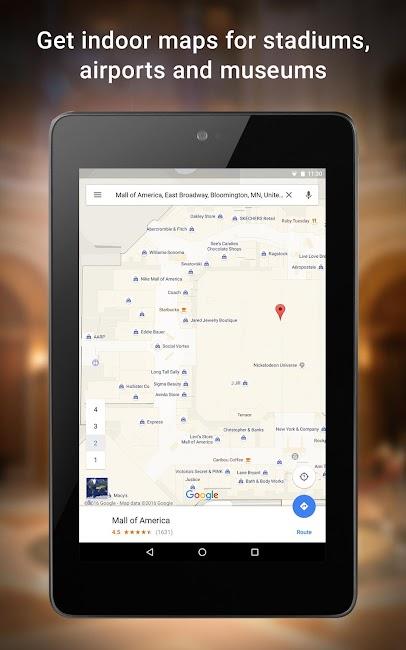 #24. Maps - Navigation & Transit (Android)
