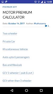 NIC Premium Calculator ( Ad-free ) - náhled