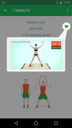 7 Minute Workout v1.332.79 [Pro]