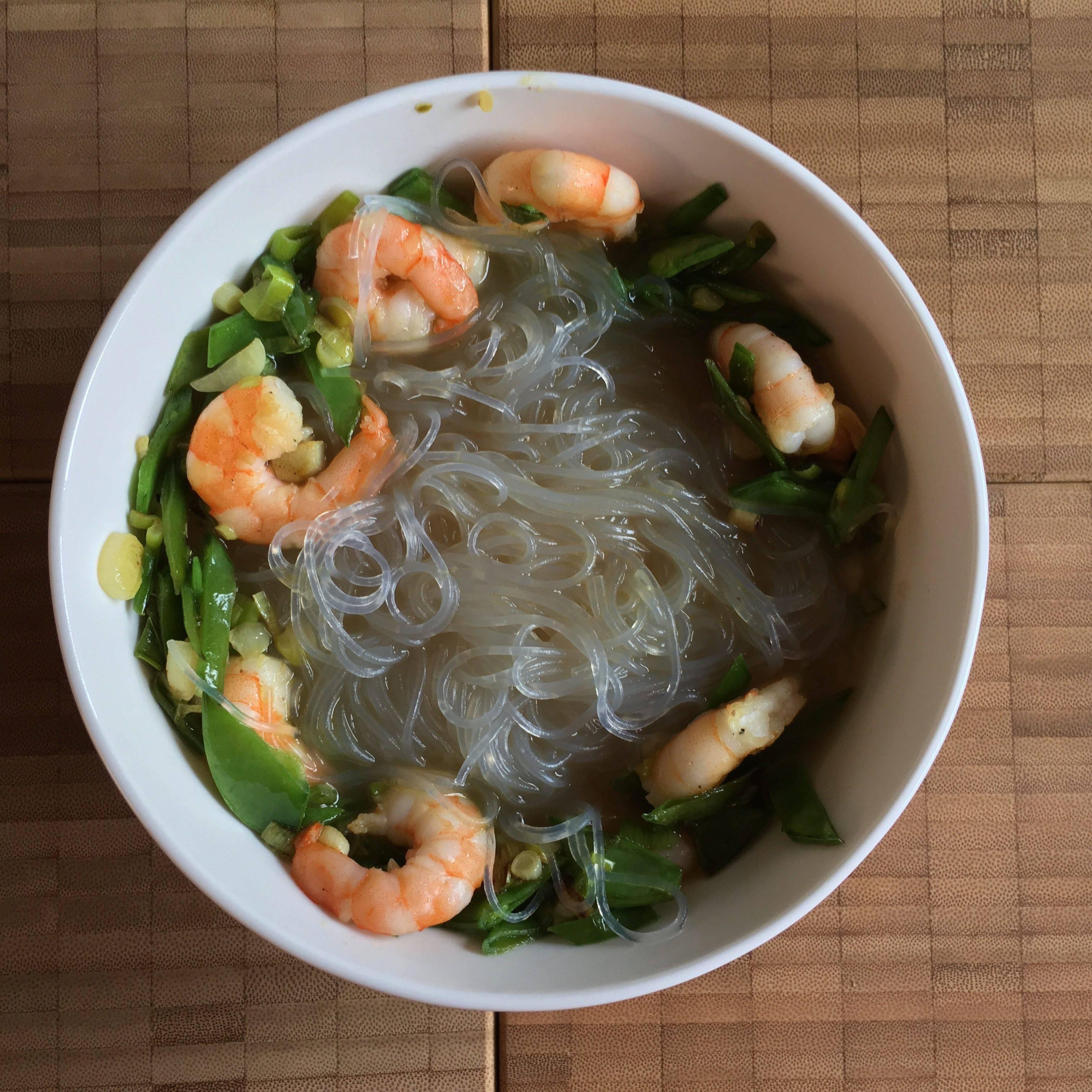 ...more Asian Soup…