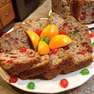 Mama'S White Fruit Cake (Family Favorite) Recipe