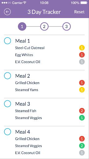 玩免費健康APP|下載21 Day Fix® Tracker – Official app不用錢|硬是要APP