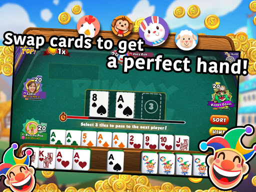 Rummy Pop! The newest, most exciting Rummy Mahjong screenshot 5