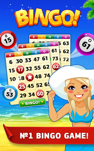 🌴 Tropical Beach Bingo World Screenshot