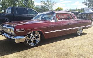 Chevrolet Impala Rent Otago