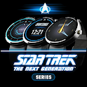 Star Trek watch face series icon