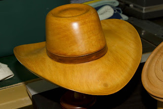 Photo: That is one good-looking hat. These are not easy to make!