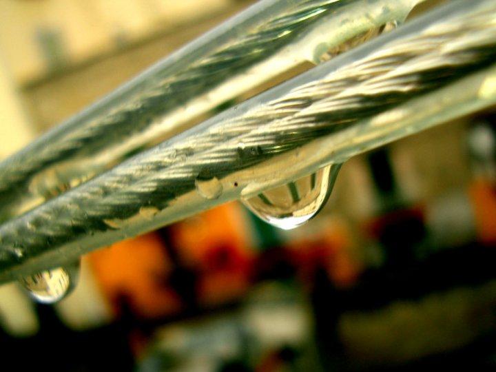 E fuori piove... di Luana Pacìa