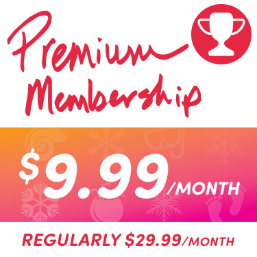$9.99 monthly premium membership
