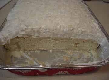 """Coconut Creme """"Better Than Sex"""" Cake"""