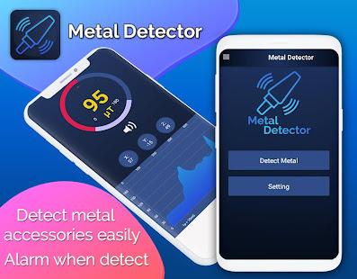 Download Metal detector - EMF Meter APK latest version App