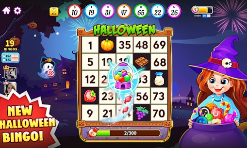 Bingo: Lucky Bingo Games Free to Play at Home 10