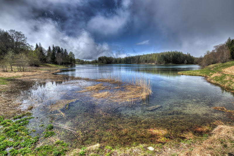 Mystic Lake di Roberto Simonazzi