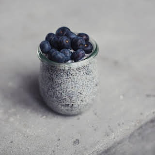 Chia Seed Pudding.