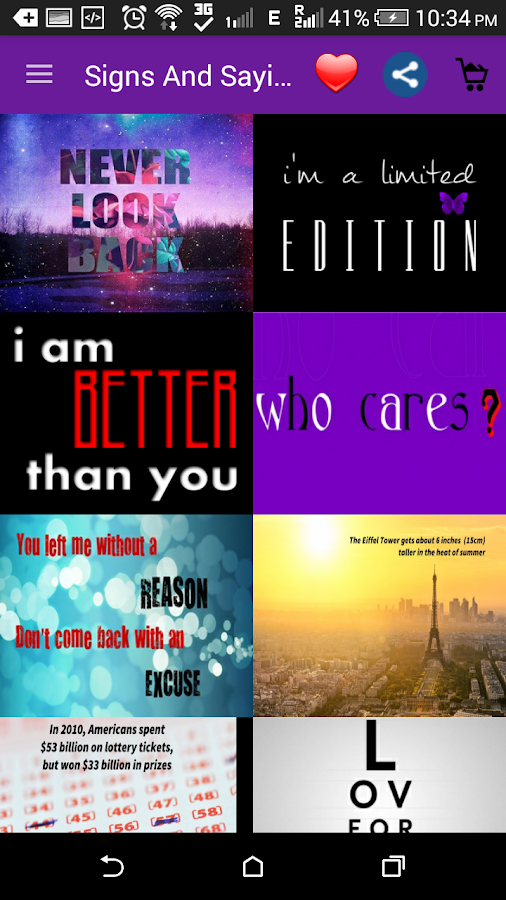 Signs And Sayings Wallpapers Android Apps On Google Play