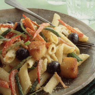 Parmesan and Pepper Pasta Salad