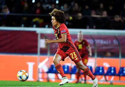 Romelu Lukaku is ook in het vrouwenvoetbal een grote inspiratiebron