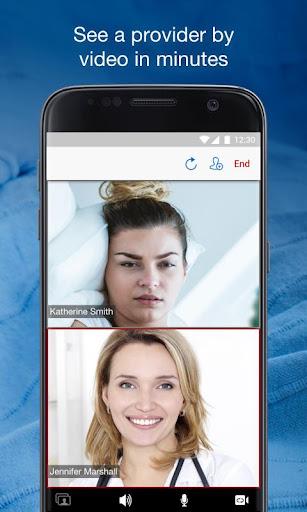 CHI Health Virtual Care screenshot 3