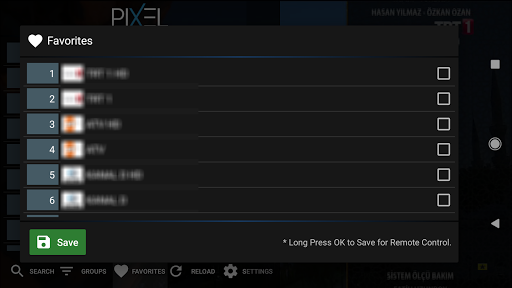 Pixel Smart IPTV app (apk) free download for Android/PC/Windows