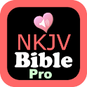 NKJV Audio Sync Verse Bible + icon