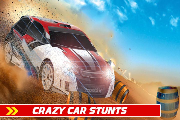 android Crazy Car Stunts Simulator Screenshot 0