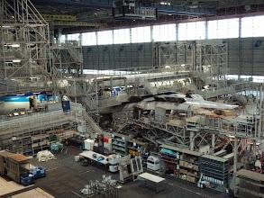 Photo: ANA Haneda Maintenance Center
