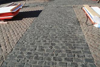 Photo: Pavimento de la Plaza Mayor