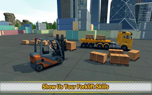 フォークリフト&トラックシミュレータ17
