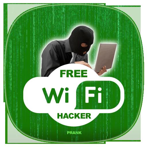 無線LANパスワードハッカー 娛樂 App LOGO-APP試玩
