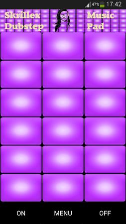 Skrillex Dubstep Music Pad 2.8 screenshot 636191