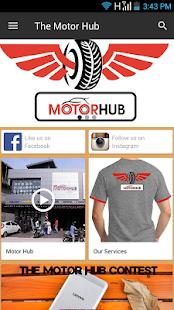 The Motor Hub screenshot