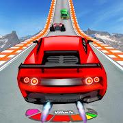 Stock Car Stunt Racing: Mega Ramp Car Stunt Games