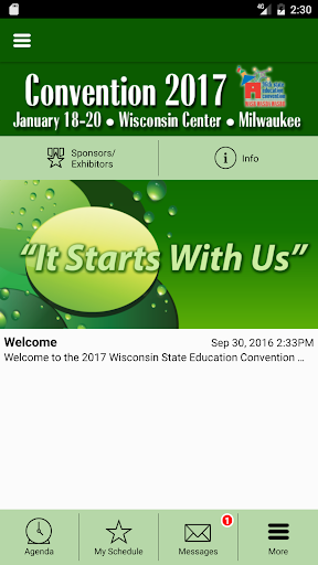 玩免費遊戲APP|下載2017 WI Education Convention app不用錢|硬是要APP